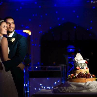 Wroxhall Abbey Wedding