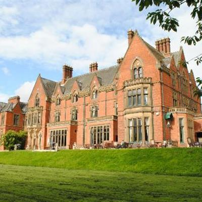 Wroxhall Abbey