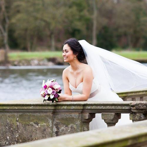 Amazing wedding photography at Stoneleigh Abbey. Bridal hair and make up by Suezanna Ward, Professional Make Up Artist Warwickshire