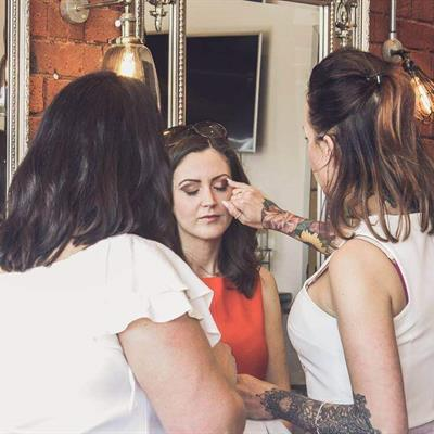 3 Day Pro Bridal Make Up Course