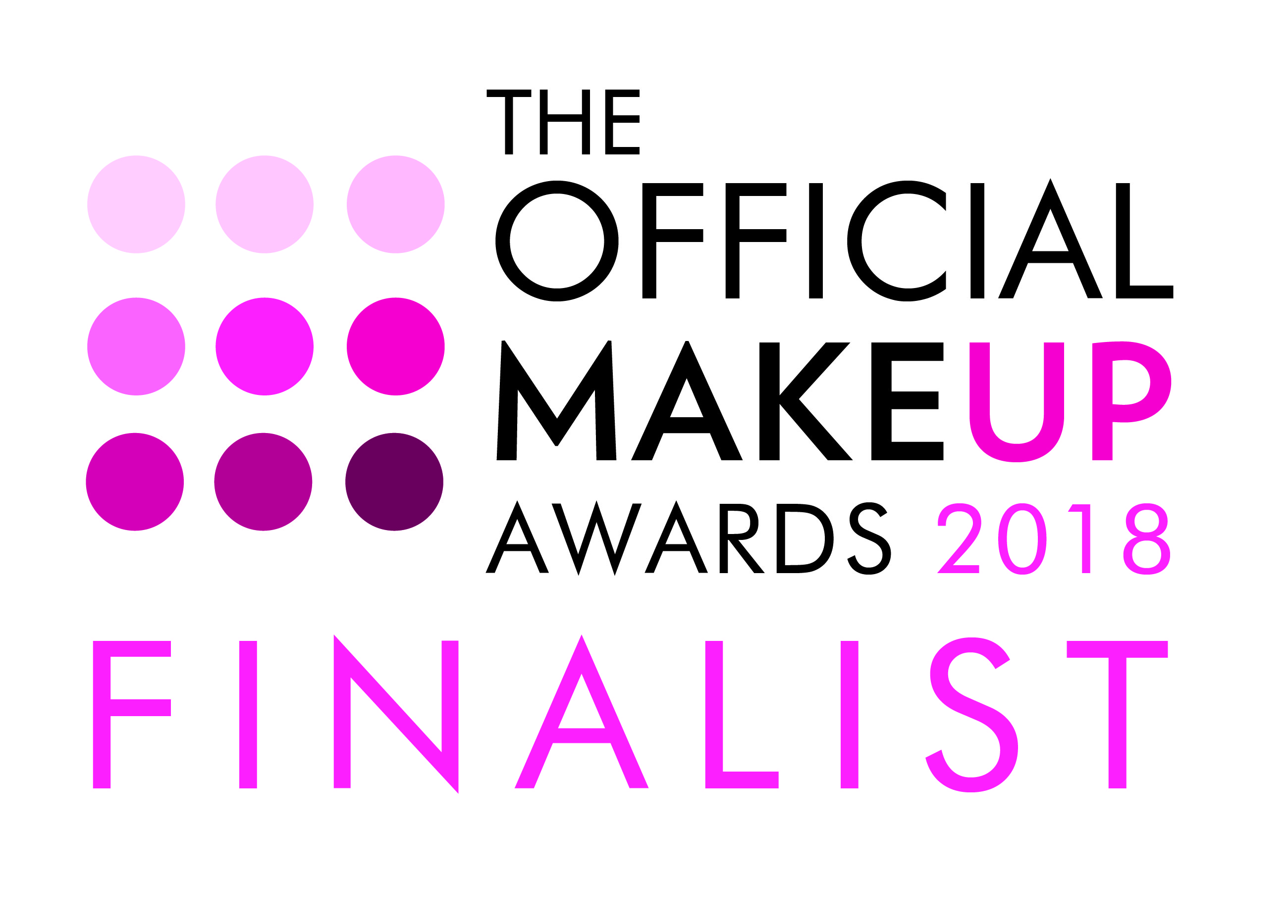 The Official Makeup Awards 2018 Finalist